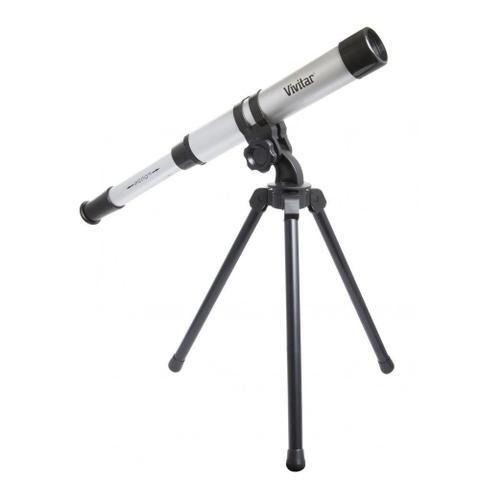 Imagem de Telescópio Portátil com Ampliação 15X e Tripé Vivtel30300 Vivitar
