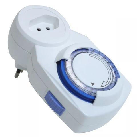 Imagem de Temporizador Mecânico de Tomada Bivolt 6600 DNI