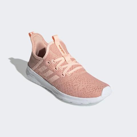 d9233c8d Tênis Adidas Cloudfoam Pure - Rosa - Feminino - Tênis para Academia ...