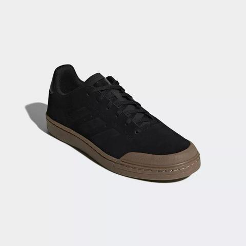 3161c638eb494 Tênis Adidas Court 70S Masculino - Preto/Marrom - Tênis Feminino ...