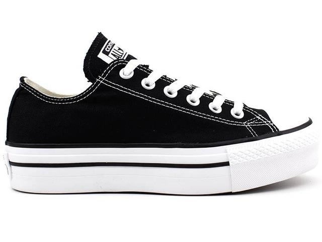81fedda47 Tênis All Star Converse CT0495 Plataforma Preto - All star ...