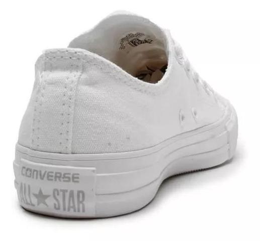 Imagem de Tênis all star converse todo branco ct04460001