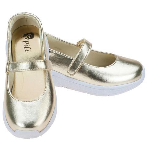 Imagem de Tênis Infantil Feminino Sapatilha Menina Moda Casual Escolar Lançamento Sapato Confortável Criança