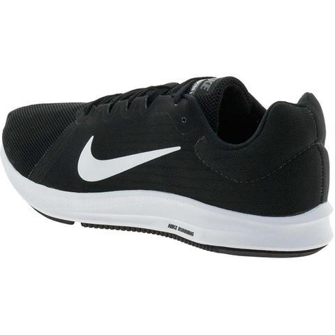 5e9b6bfdd65 Tênis Masculino Downshifter 8 Nike - 908988 PRETO PRETO - Tênis para ...
