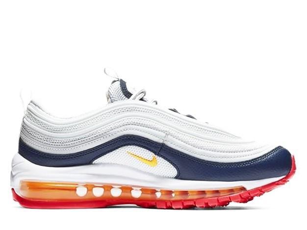 Tenis Nike Air Max Motion 97 Feminino Brancoazul 921733 017 37
