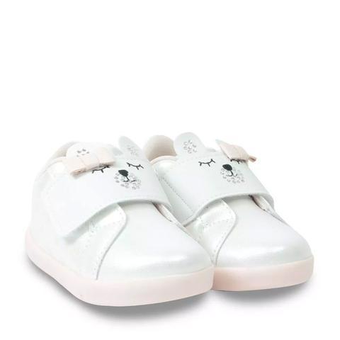 Imagem de Tênis para Bebês - Pom Pom - Branco - Pampili