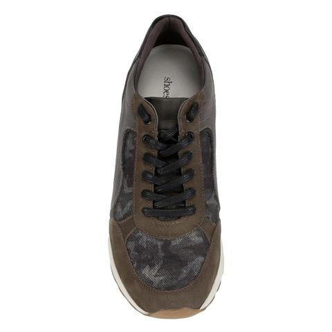 6174048df Tênis Shoestock Jogging Camuflado Masculino - Tênis Masculino ...
