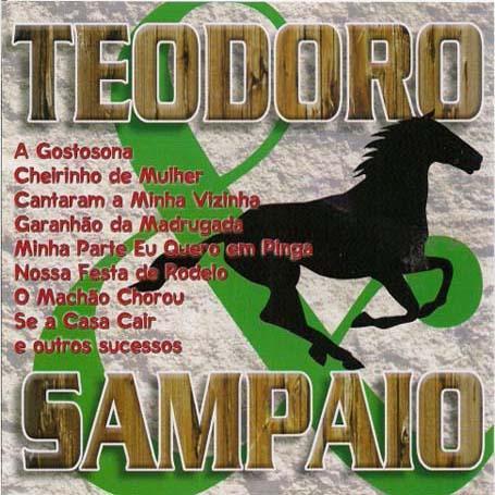 Imagem de Teodoro E Sampaio- Sucessos de Ouro - CD