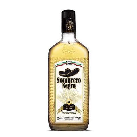 Imagem de Tequila Sombrero Negro Gold 750ml