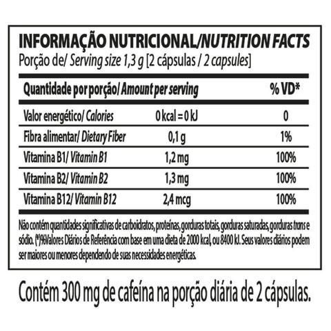 Imagem de Termogênico Dexadrine 60 Cáps - IntegralMédica