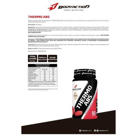 Imagem de Termogênico Thermo Abdomen 60 Tabs Exclusivo - Body Action