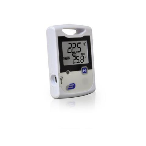 Imagem de Termômetro alemão com Data Logger LOG10 temperatura interna -30+60ºC incoterm
