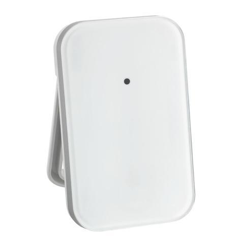 Imagem de Termômetro Ambiente digital POP Wireless Black Incoterm