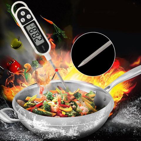 Imagem de Termômetro Culinário Digital Espeto Alimento