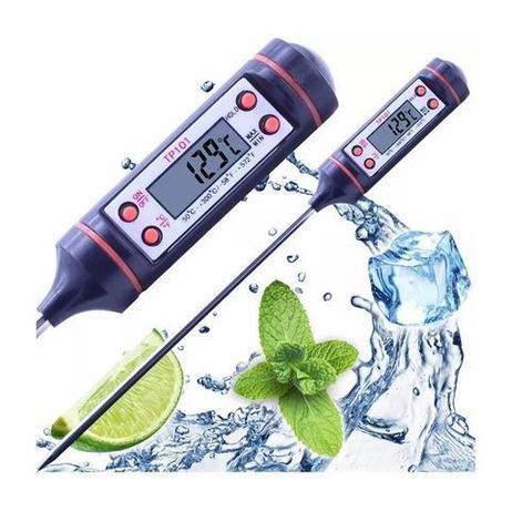 Imagem de Termometro Digital Culinário Para Alimentos e Bebidas CLINK