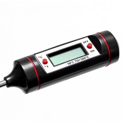 Imagem de Termômetro Digital Culinário Tipo Espeto Lcd -50C A 300C