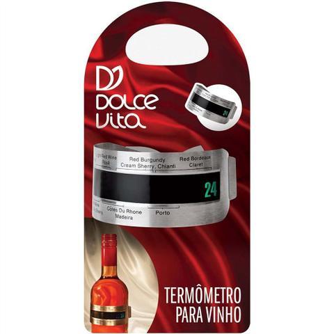 Imagem de Termômetro para Vinho Dolce Vita Ref. ZR670 Euro Home