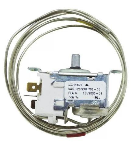Imagem de Termostato geladeira electrolux dc38,dc46,dc48,dc49a,dc50,dc50x,dc51,dc51x,dcw49, dcw50 tsv9003-09
