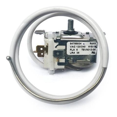 Imagem de Termostato geladeira electrolux tsv9012-09p  2 portas dc34 dc40 dc41 dcw34 dcw40