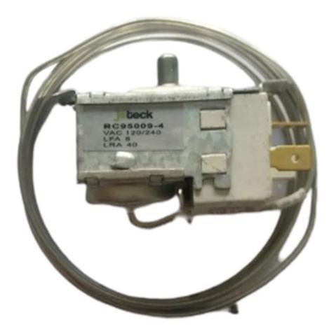 Imagem de Termostato Rc95509-4 COMPATIVEL Geladeira Electrolux Duplex