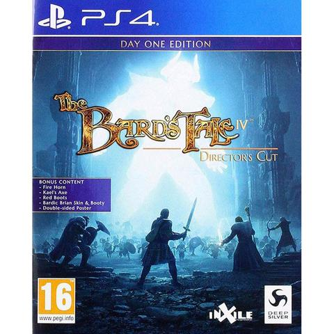 Jogo The Bards Tale Iv - Playstation 4 - Inxile Entertainment