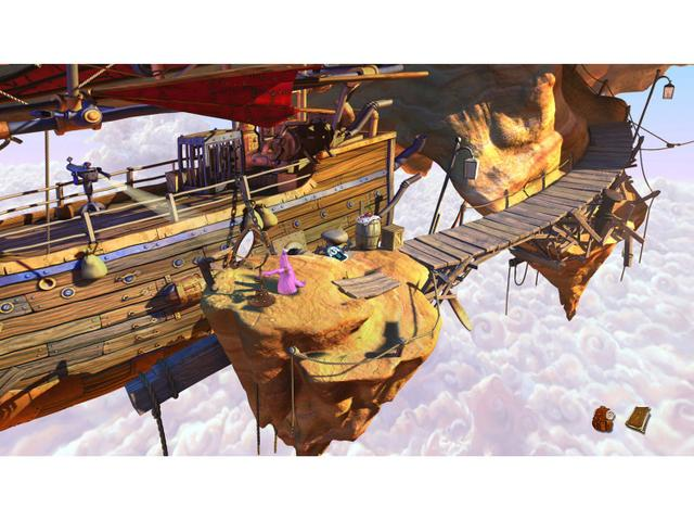 Imagem de The Book of Unwritten Tales 2 para PS4