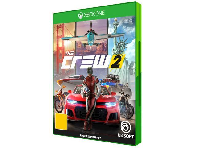 Imagem de The Crew 2 Edição Limitada para Xbox One