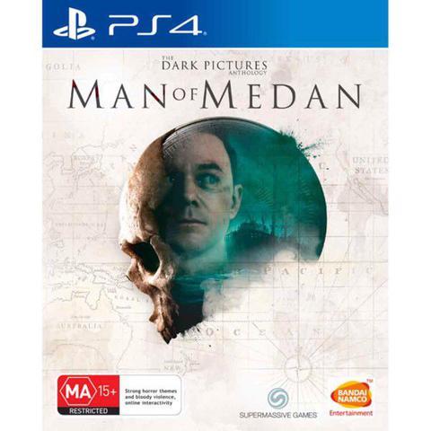 Jogo Man Of Medan - Playstation 4 - Bandai Namco Games