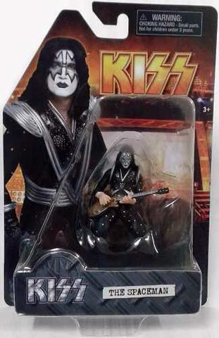 Imagem de The Demon, The Starchild, The Starman e The Catman - KISS - Superstar Toys