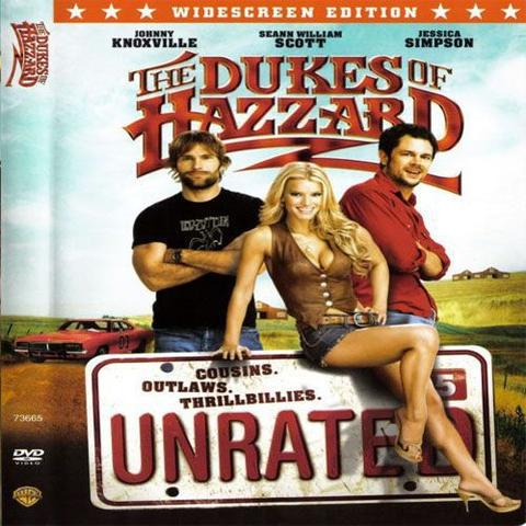 Imagem de The Dukes of Hazzard (Widescreen, Unrated Version, Subtitled, Dolby, AC-3) Dvd Importado