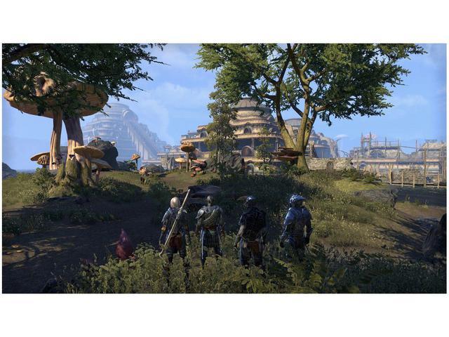 Imagem de The Elder Scrolls Online: Morrowind para PS4