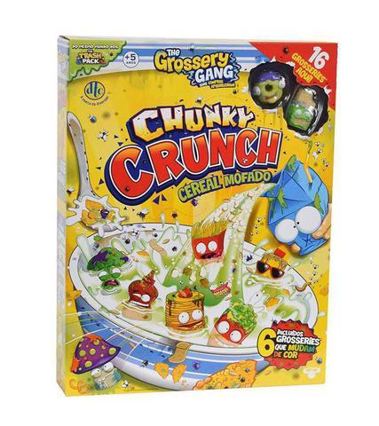 Imagem de The Grossery Gang Chunky Crunch - Cereal Mofado - DTC