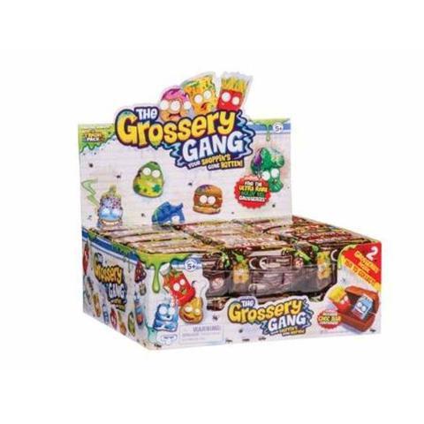 Imagem de The Grossery Gang Kit com 36 Unidades