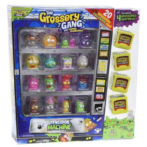 Imagem de The Grossery Gang - Vencidos Machine - DTC