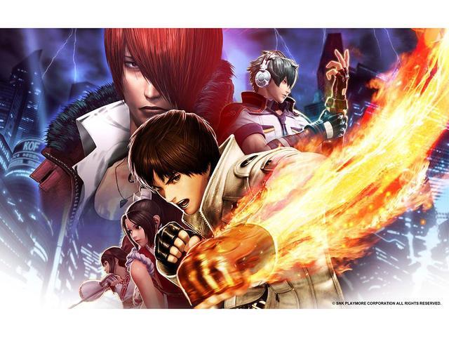 Imagem de The King of Fighters XIV para PS4