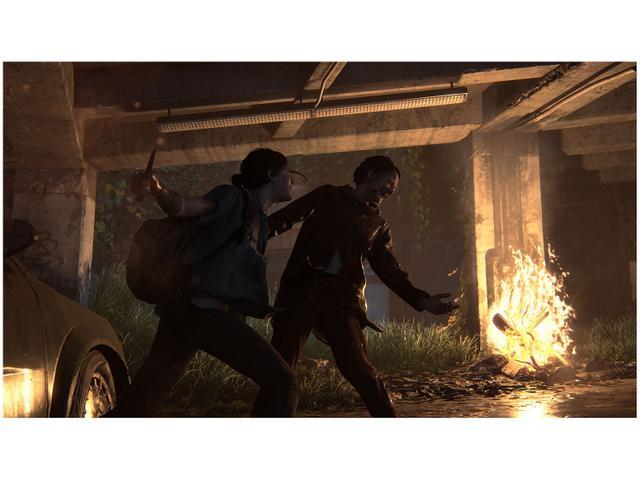 Imagem de The Last of Us Part II para PS4