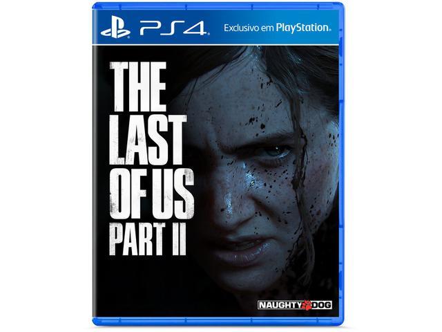 Jogo The Last Of Us Ii - Playstation 4 - Sieb