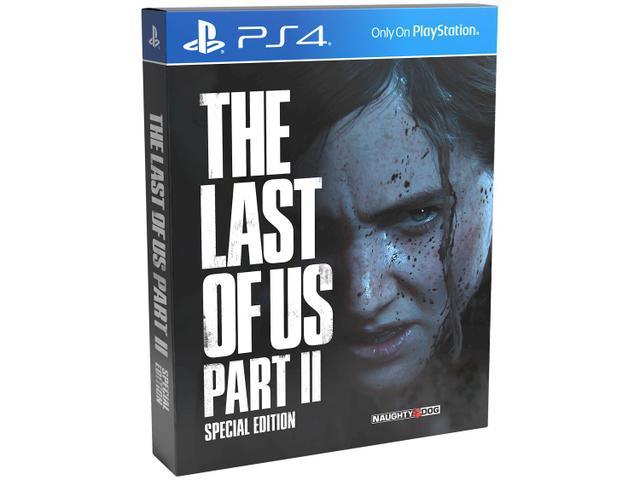 Imagem de The Last of Us Part II Special Edition para PS4