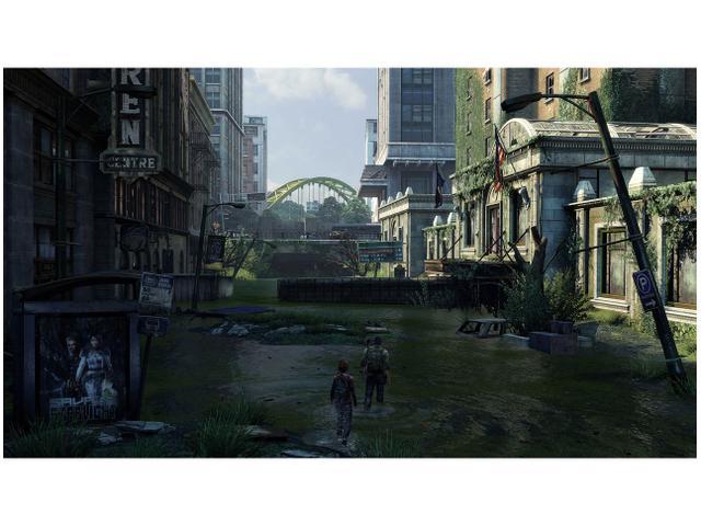Imagem de The Last of Us Remasterizado para PS4