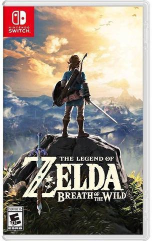 Imagem de The Legend of Zelda Breath of the Wild - Switch