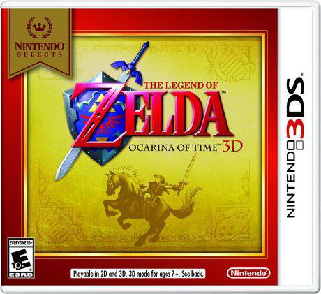 Imagem de The Legend of Zelda Ocarina of Time  - 3DS