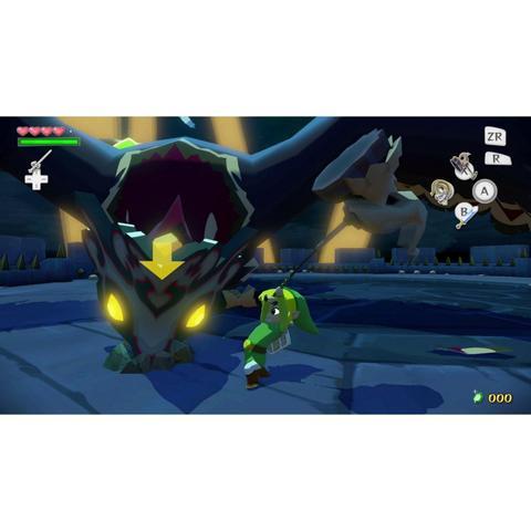 Imagem de The Legend Of Zelda: The Wind Waker Hd - Wii U
