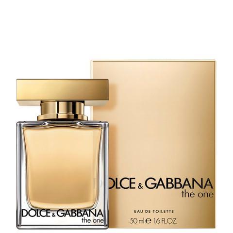 Imagem de The One Dolce  Gabbana Eau de Toilette - Perfume Feminino 50ml