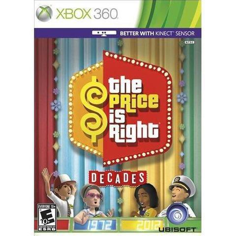 Imagem de The Price Is Right Decades - Xbox 360