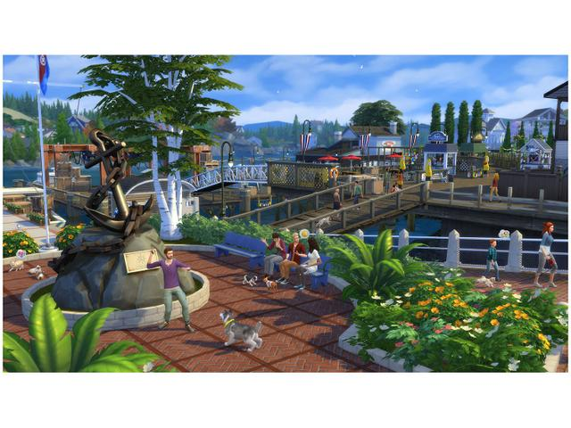 Imagem de The Sims 4 Cães e Gatos Bundle para PS4