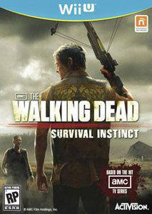 Imagem de The Walking Dead Survival Instinct Nintendo Wii-U Original Novo