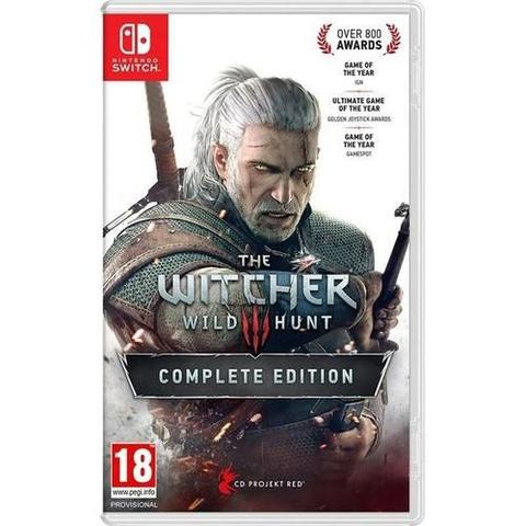 Imagem de The Witcher III: Wild Hunt Complete Edition - Switch