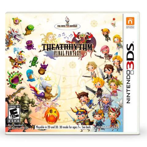 Imagem de Theatrhythm Final Fantasy - 3DS