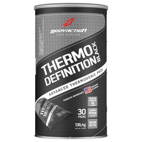 Imagem de Thermo Definition Black 30 Packs - Body Action