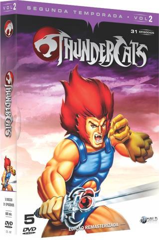 Imagem de Thundercats - 2ª Temporada - Vol. 2